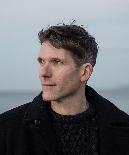 Fearghus O'Conchuir- Tipperary Dance Festival - Choreographer Headshot
