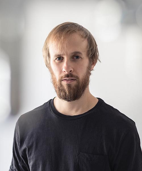 Moritz Ostruschnjak - Tipperary Dance Festival - Choreographer Headshot