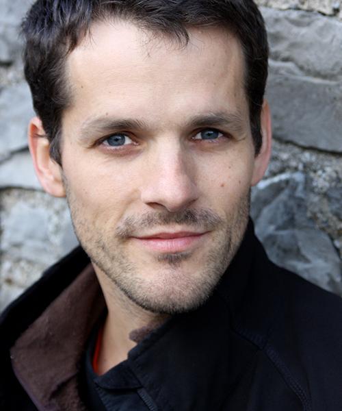 Alexandre Iseli - Tipperary Dance Festival - Choreographer Headshot
