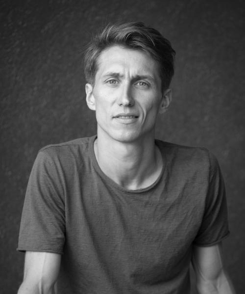 Romain Guion - portrait