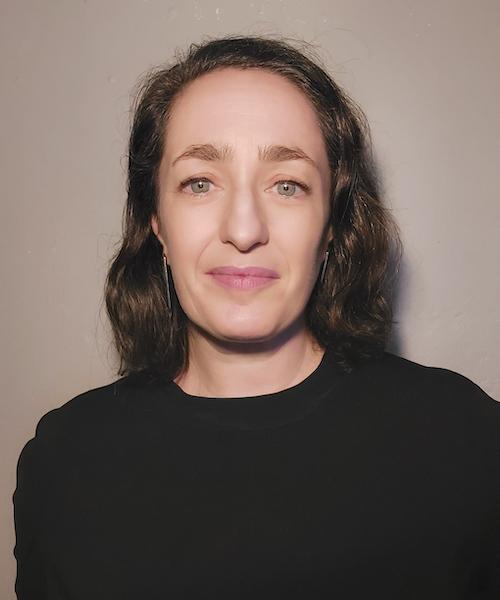 Michelle Cahill portrait