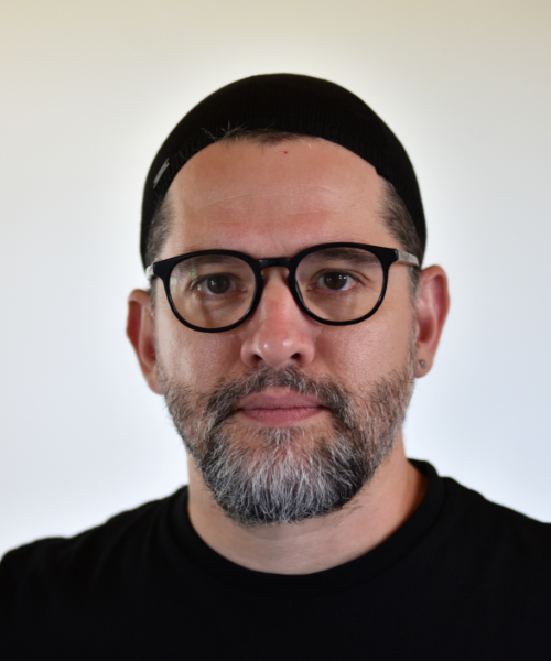 Óscar Mascareñas - portrait